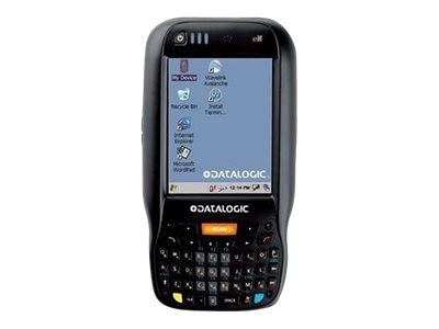 Datalogic Elf BT V2.0 802.11abg CCX V4 Imager 256 256MB 46-key QWERTY Win CE 6.0, 944300032