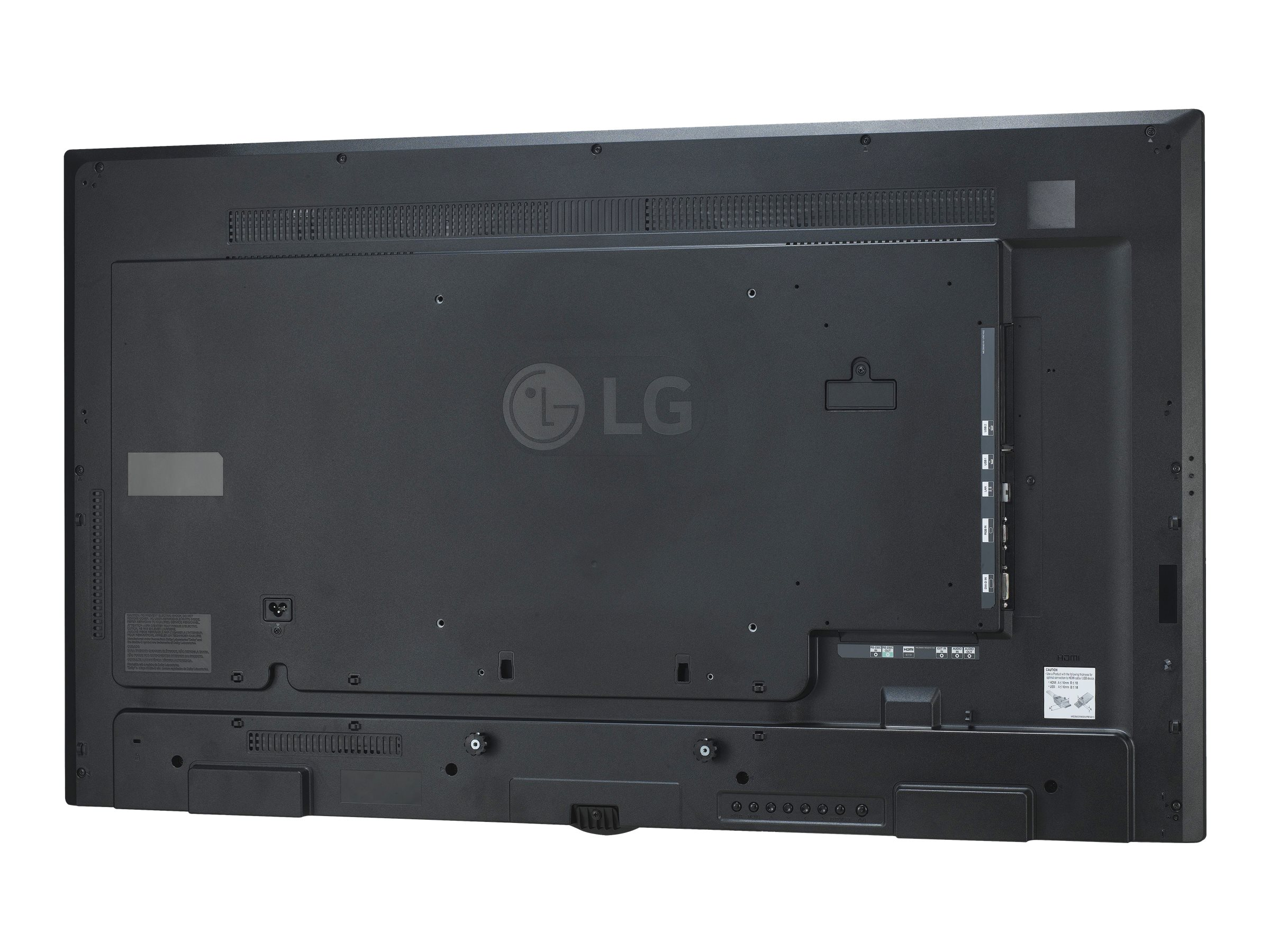 LG 65 Full HD LCD Monitor, 400 Nits, 18 7, 65SE3KB-B