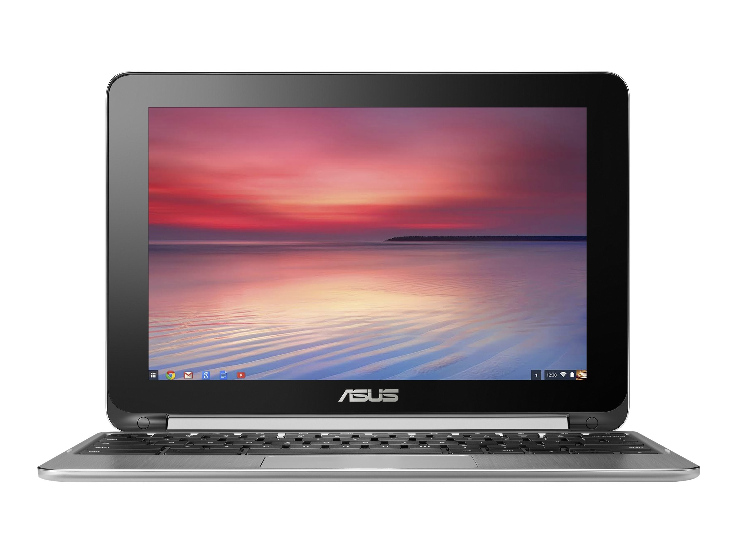 Asus Chromebook QC 4GB 16GB 10.1 ChromeOS, 90NL0971-M00300