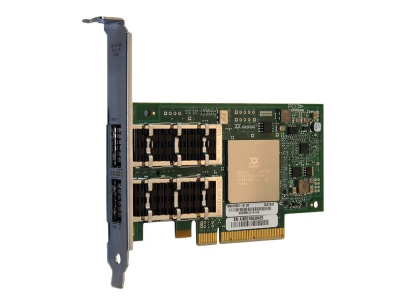 Intel Dual-Port 40Gbps InfiniBand to PCI Express Adapter
