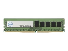 Dell 8GB PC4-19200 288-pin DDR4 SDRAM RDIMM for Select PowerEdge Models, SNP888JGC/8G, 32050766, Memory