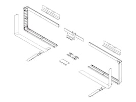 Cisco MX700 Dual Floor Stand Lower Grill, CTS-MX700-D-LGR=, 32181571, Mounting Hardware - Miscellaneous