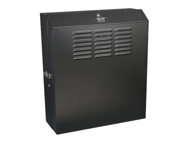Tripp Lite SmartRack 5U Low-Profile Wall Mount Rack Enclosure Cabinet