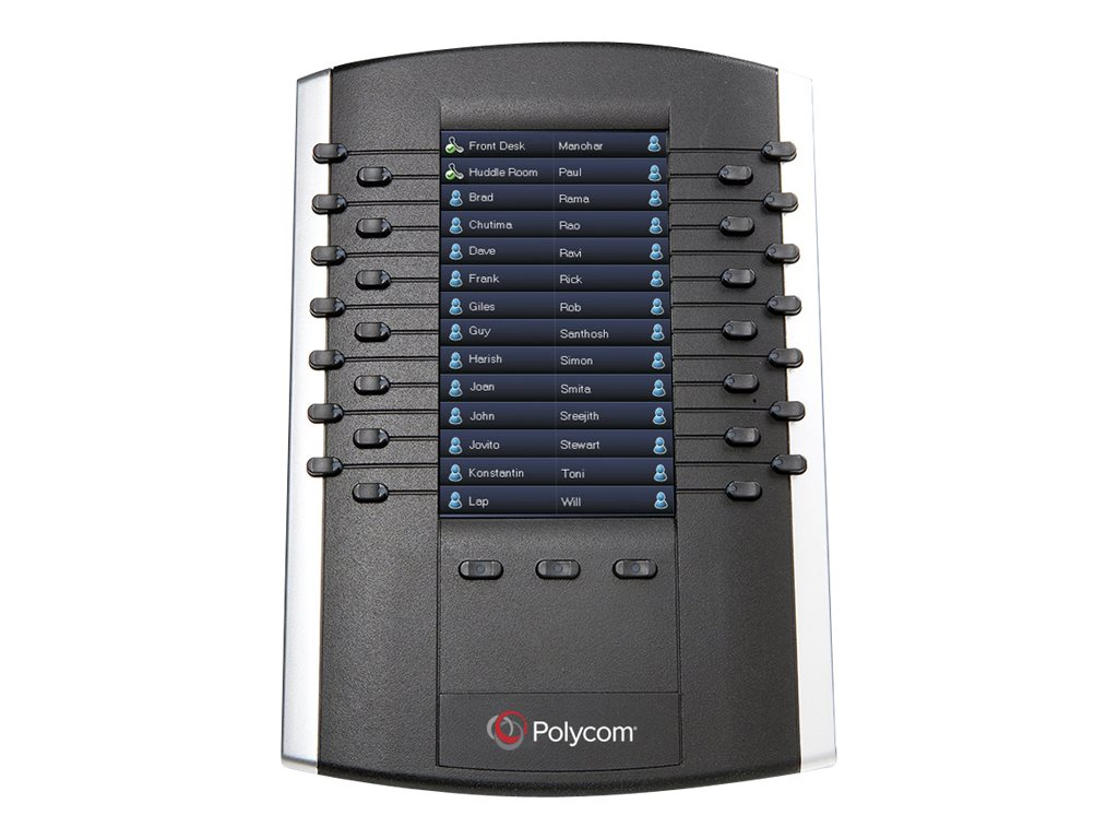 Open Box Polycom VVX Color Expansion M, 2200-46350-025