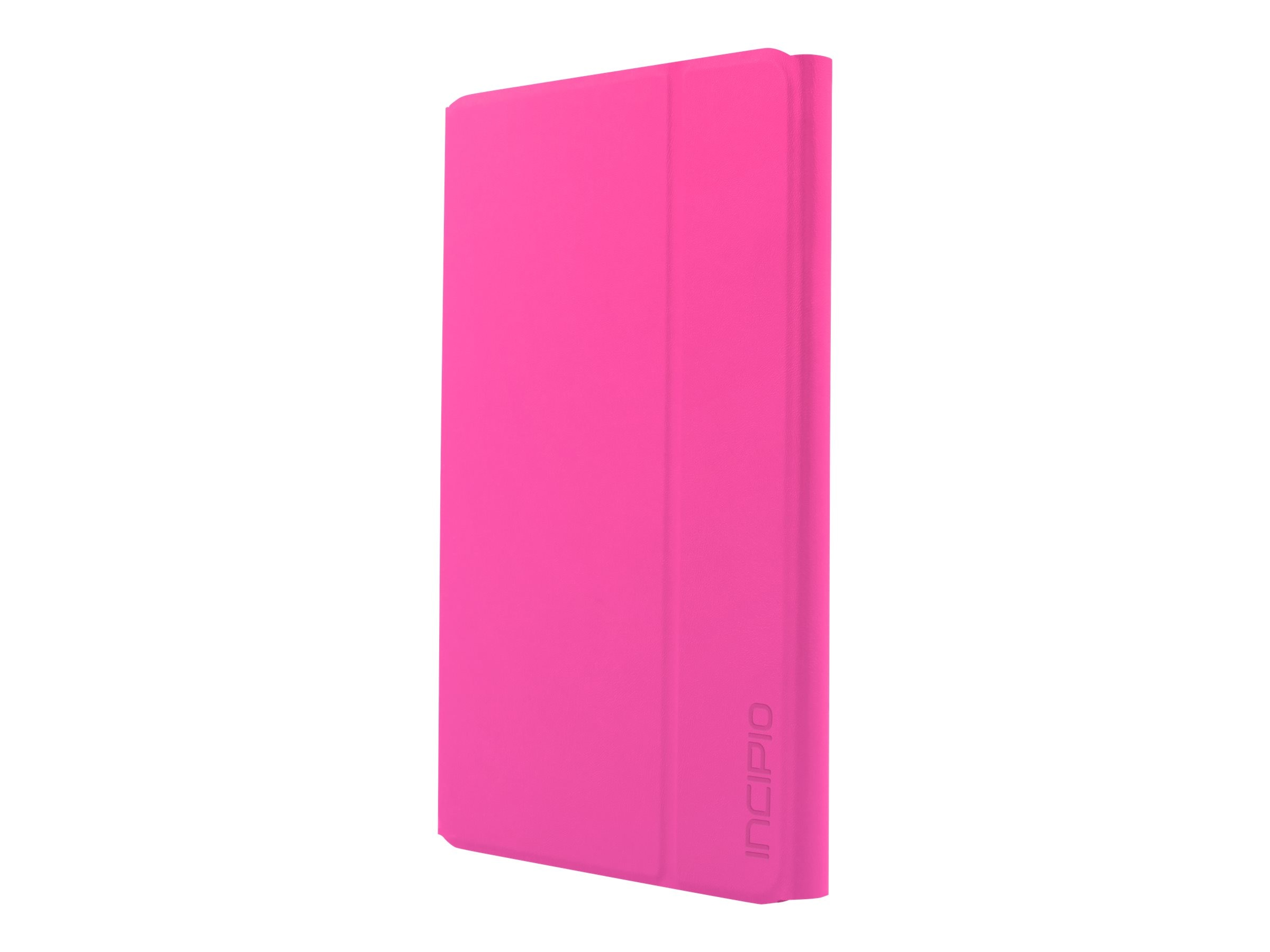 Incipio Archer Slim Folio w  Rotating Base for iPad mini 4, Pink