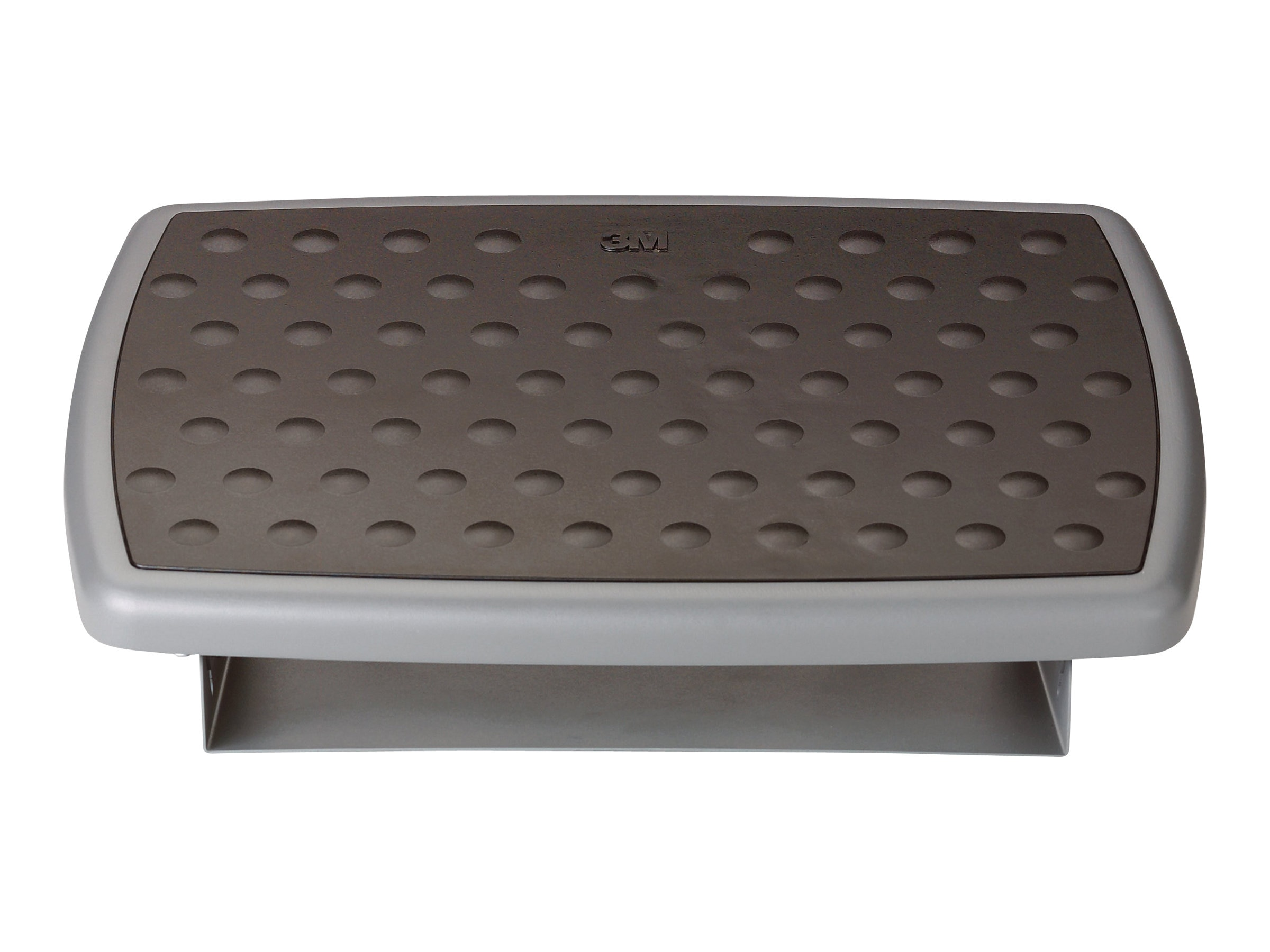 3M Adjustable Footrest, Charcoal, FR330, 7797411, Ergonomic Products