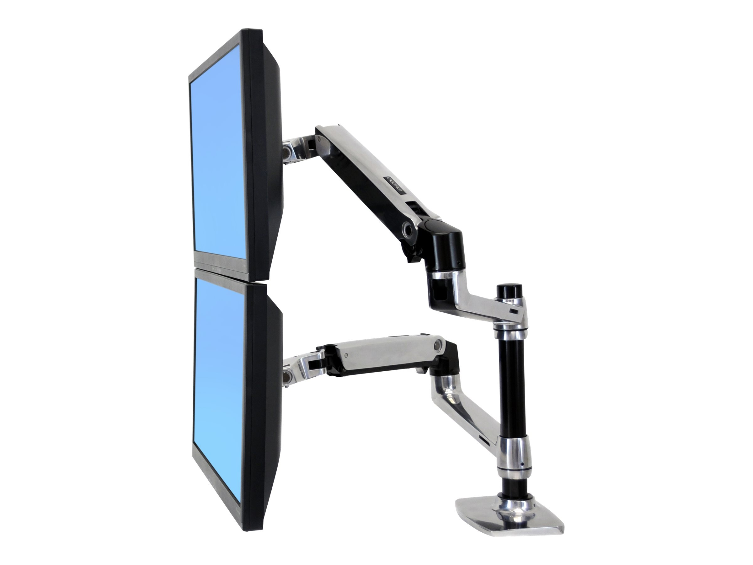 Ergotron LX Dual Stacking Arm Mount