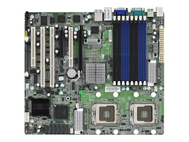 Tyan Motherboard, Tempest I5100X (S5375), S5375G2NR-1U, 8406734, Motherboards