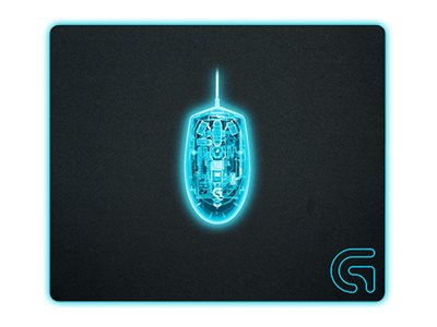 Logitech G240 Cloth Gaming Mouse Pad, 943-000043, 17928770, Ergonomic Products