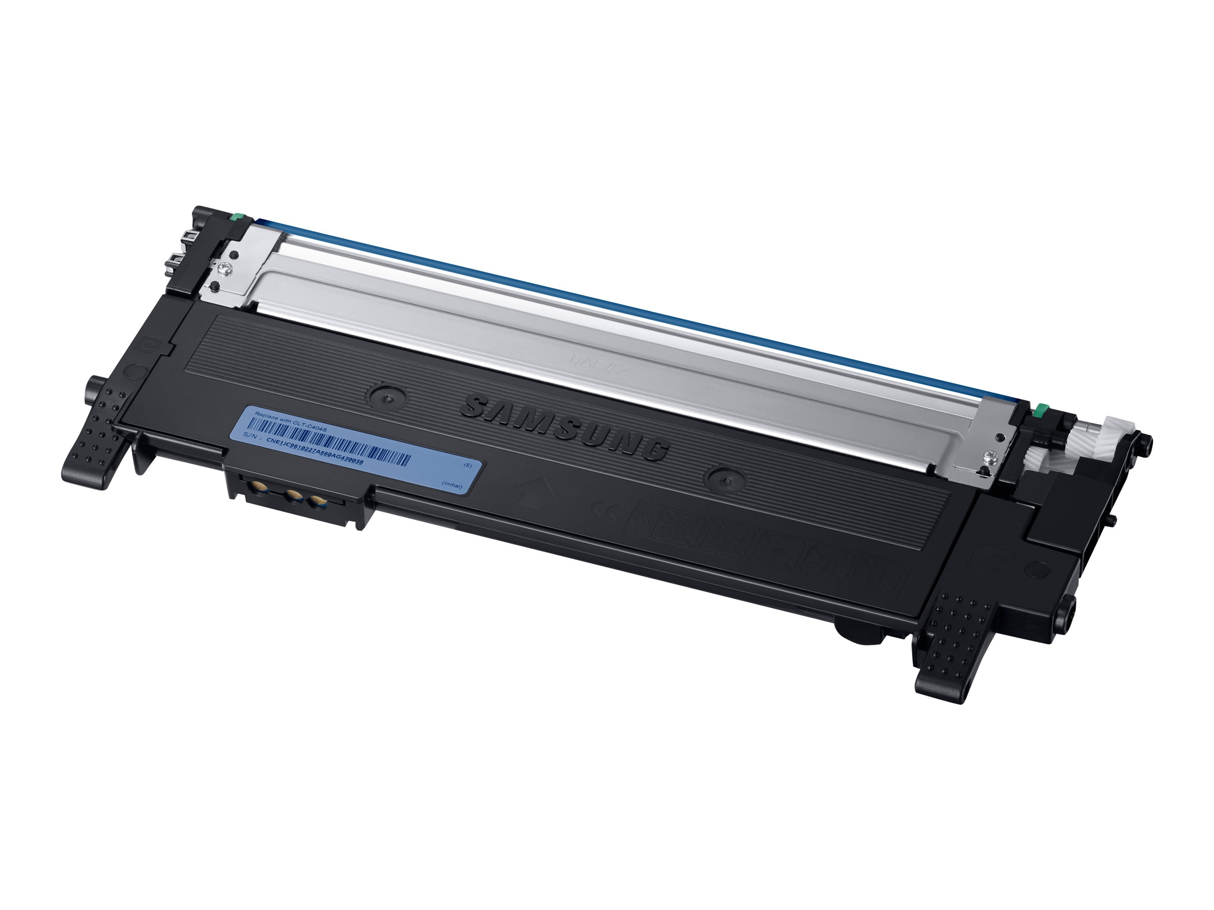 Samsung Cyan Toner Cartridge for XPress C430W, C480W & C480FW, CLT-C404S/XAA