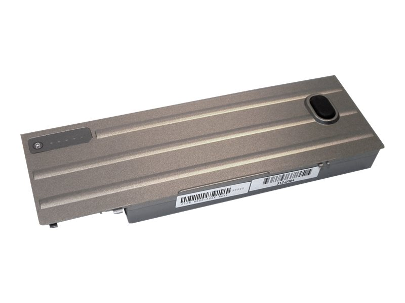 Ereplacements Laptop battery for Dell Latitude D620 and Latitude D630. Fits 310-9080, 312-0383, 312-0653