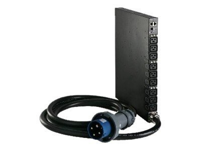 Lenovo Switched And Monitored PDU 60A 3-phase 1U (12) C13 Outlets, 46M4005, 17961967, Power Distribution Units