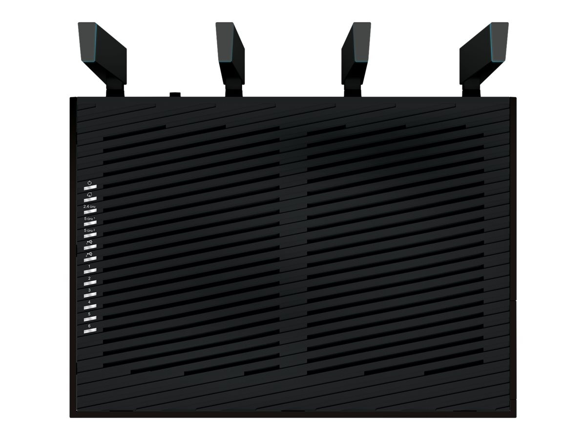 Netgear AC5300 Nighthawk X8 Smart WiFi Router, R8500-100NAS