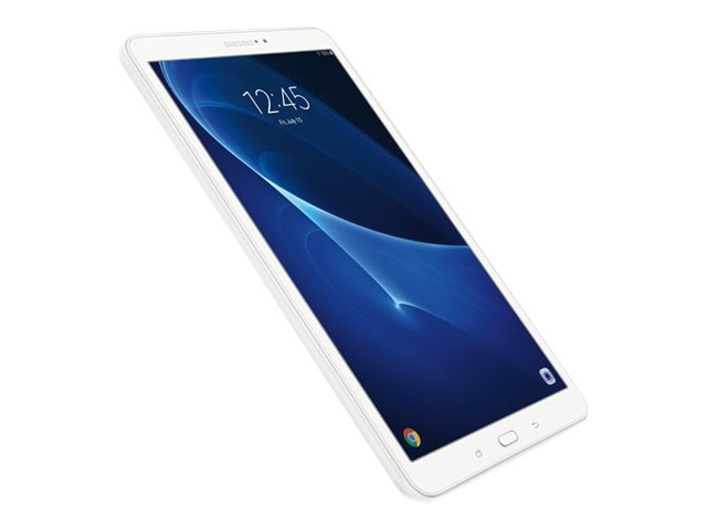 Samsung Galaxy Tab A 16GB WiFi 10.1 Android White, SM-T580NZWAXAR