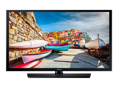 Samsung 40 HE470 Full HD LED-LCD Hospitality TV, Black, HG40NE470SFXZA