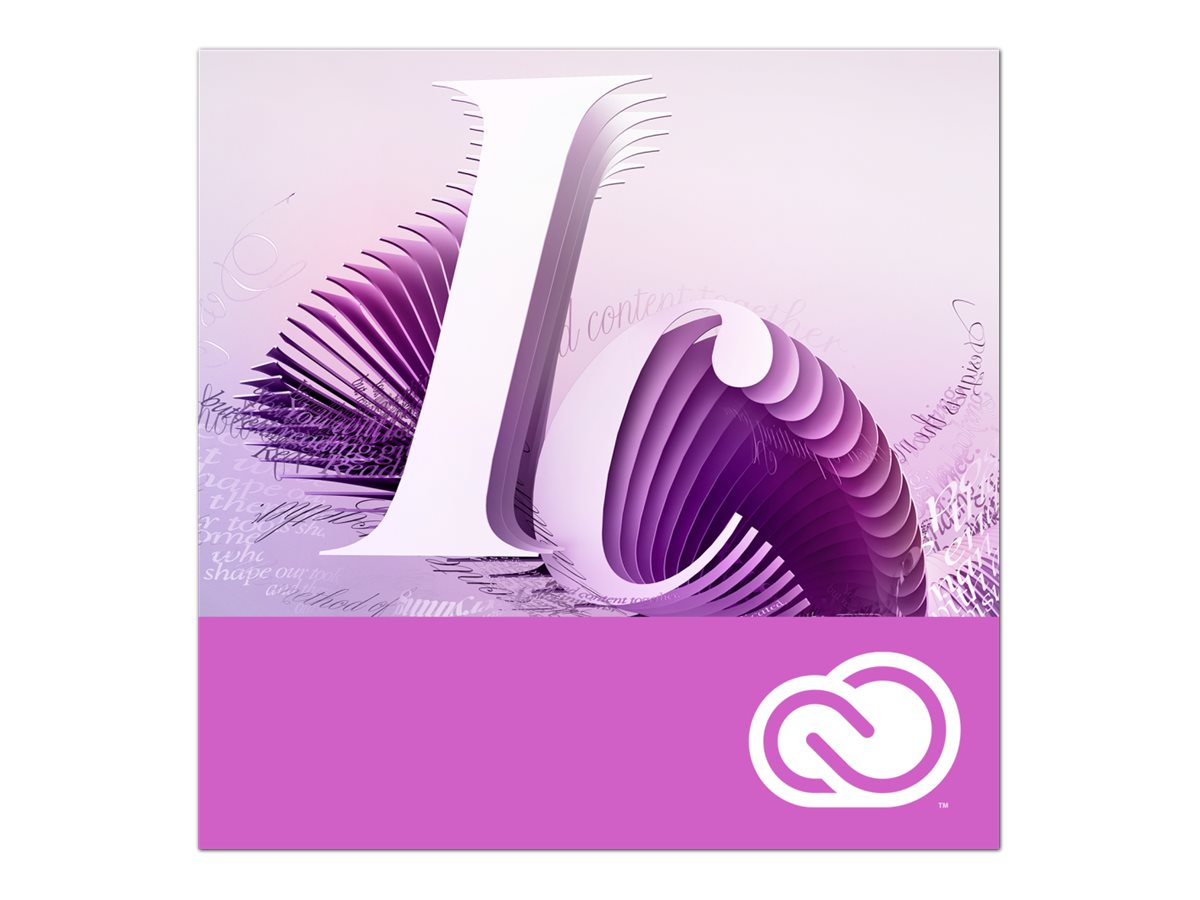 Adobe Corp. VIP InCopy CC Multi Plat Lic Sub 1 User Level 4 100+ 12 mo. PPL, 65224695BA04A12