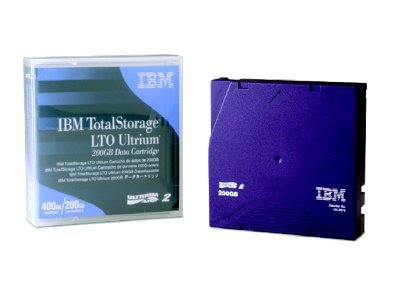 IBM 200 400GB 609m LTO-2 Ultrium Tape Cartridge, 08L9870, 449529, Tape Drive Cartridges & Accessories