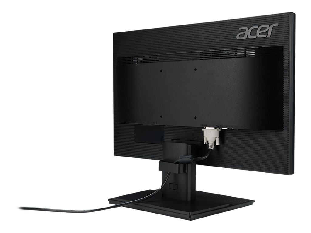 Acer 21.5 V226HQL Bbd Full HD LED-LCD Monitor, Black, UM.WV6AA.B01