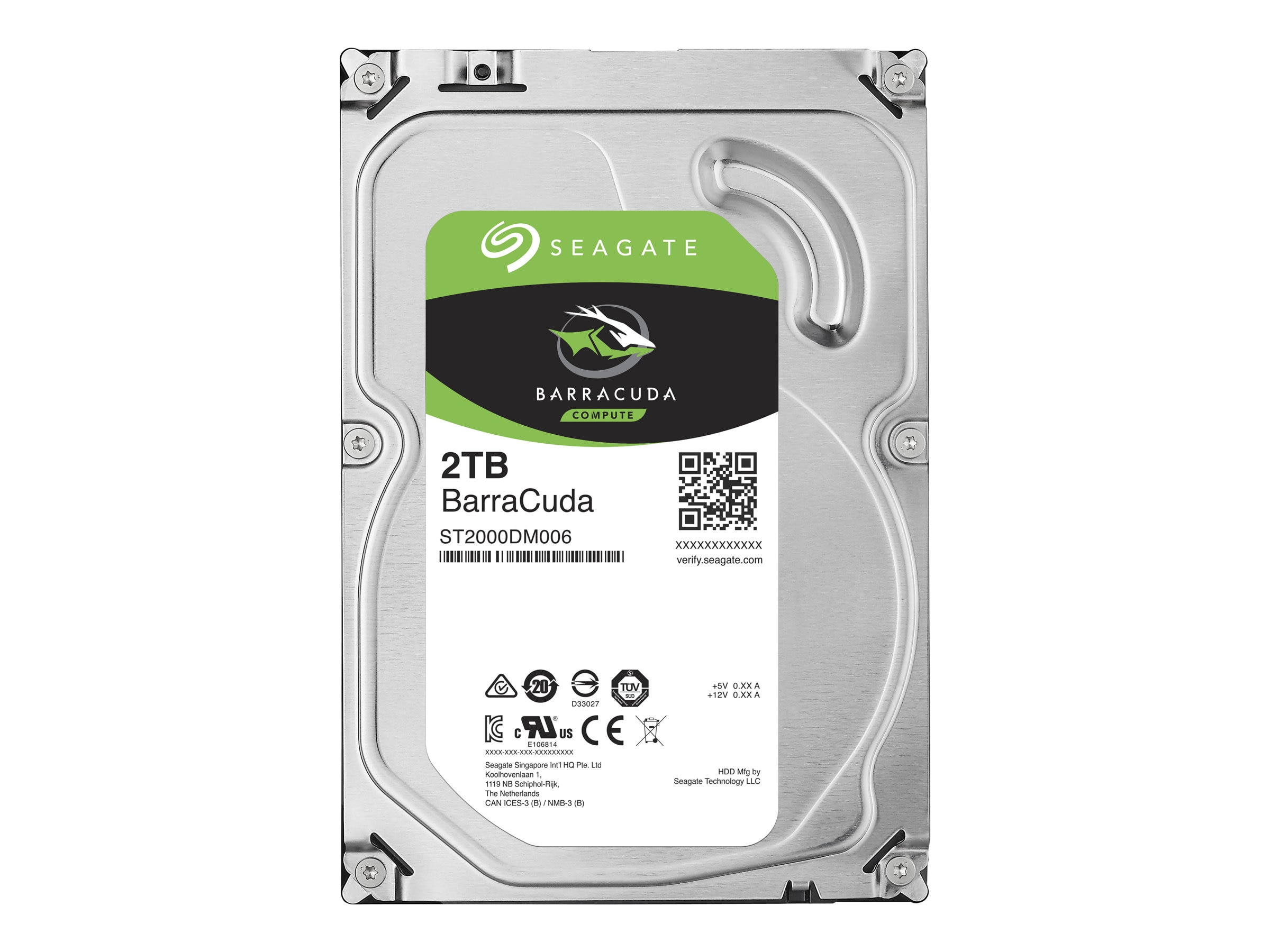 Seagate Technology ST2000DM006 Image 2