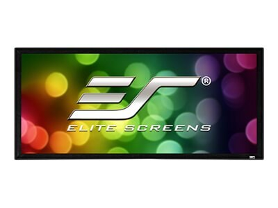 Elite SableFrame 2 Series Projector Screen, Matte White, 2:35:1, 158