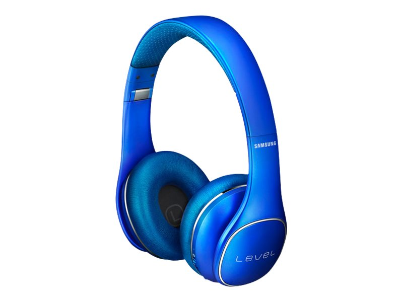 Samsung Level On Wireless Headset - Blue, EO-PN900BLEGUS, 30947297, Headsets (w/ microphone)