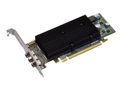 Matrox M9138LP PCIe x16 Graphics Card, 1GB, M9138-E1024LAF, 10055283, Graphics/Video Accelerators