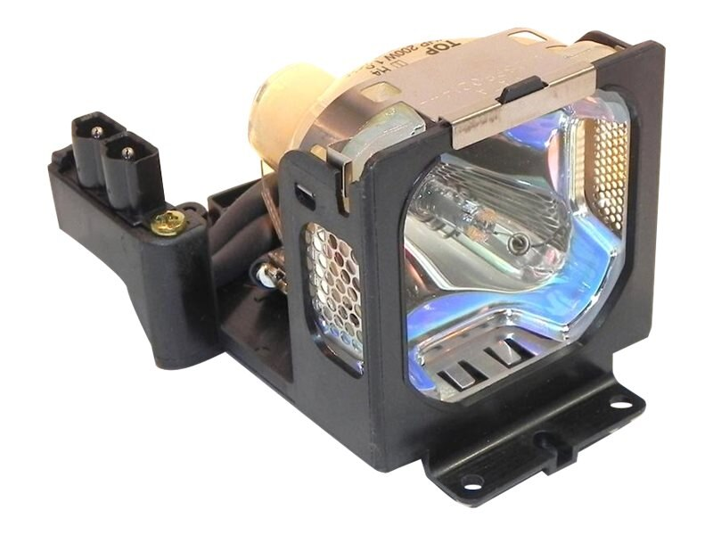Ereplacements Front projector lamp for Sanyo PLC-SU55, PLC-XL20, PLC-XU25, PLC-XU47, PLC-XU48, LC-XB15, POA-LMP55-ER, 8830691, Projector Lamps