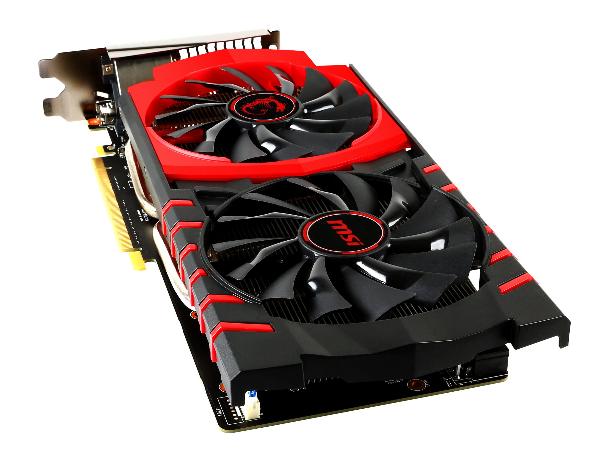 Microstar GeForce GTX 950 PCIe 3.0 x16 Graphics Card, 2GB GDDR5, GTX 950 GAMING 2G, 29832695, Graphics/Video Accelerators