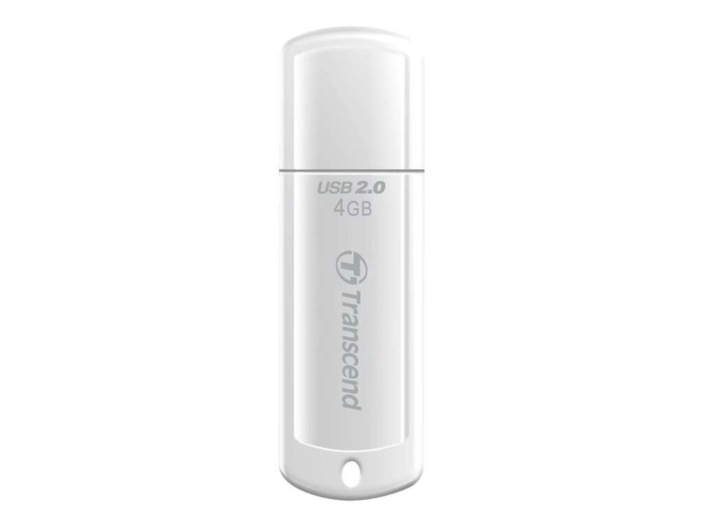 Transcend 4GB JetFlash 370 USB 2.0 Flash Drive, TS4GJF370, 13757344, Flash Drives