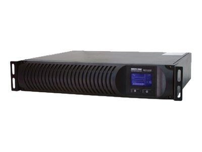 Minuteman 1500VA 1050W Rack Tower Wallmount UPS, AVR, LCD Display, (8) Outlets, PRO1500RT, 10948137, Battery Backup/UPS