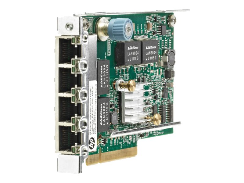 Open Box HPE Ethernet 1Gb 4-port 331FLR Adapter