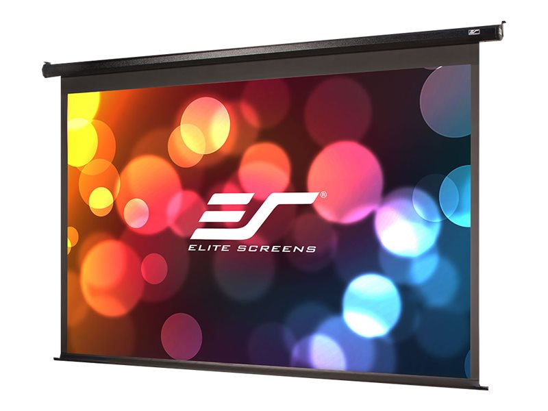 Elite Spectrum Series Projection Screen, MaxWhite, 16:9, 100