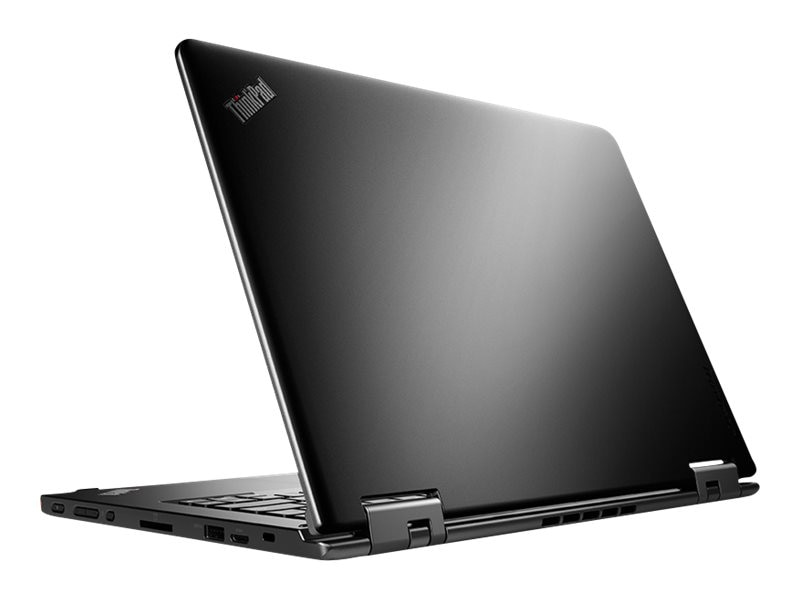 Lenovo TopSeller ThinkPad Yoga 12 Core i5-5300U 2.3GHz 8GB 500GB+16GB ac BT WC 8C 12.5 FHD MT W10P64, 20DL0079US