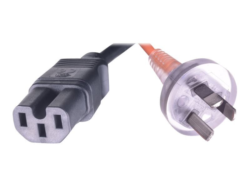HPE Power Cord C15 to AS NZS 3112, 2.5m