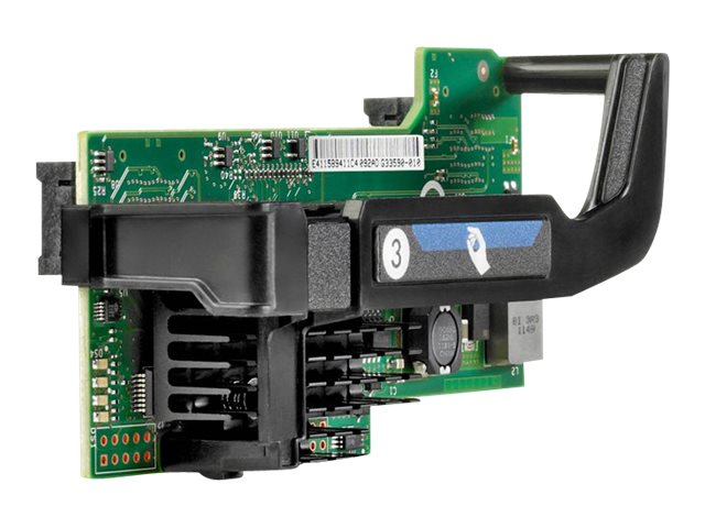 HPE Ethernet 10Gb 2-Port 570FLB FIO Adapter, 718940-B21, 26276945, Network Adapters & NICs