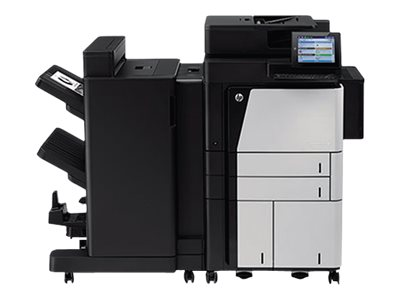 HP LaserJet Enterprise flow M830zm NFC Wireless Direct Managed Multifunction Printer - 220V, L3U65A#AAZ, 20987471, MultiFunction - Laser (monochrome)