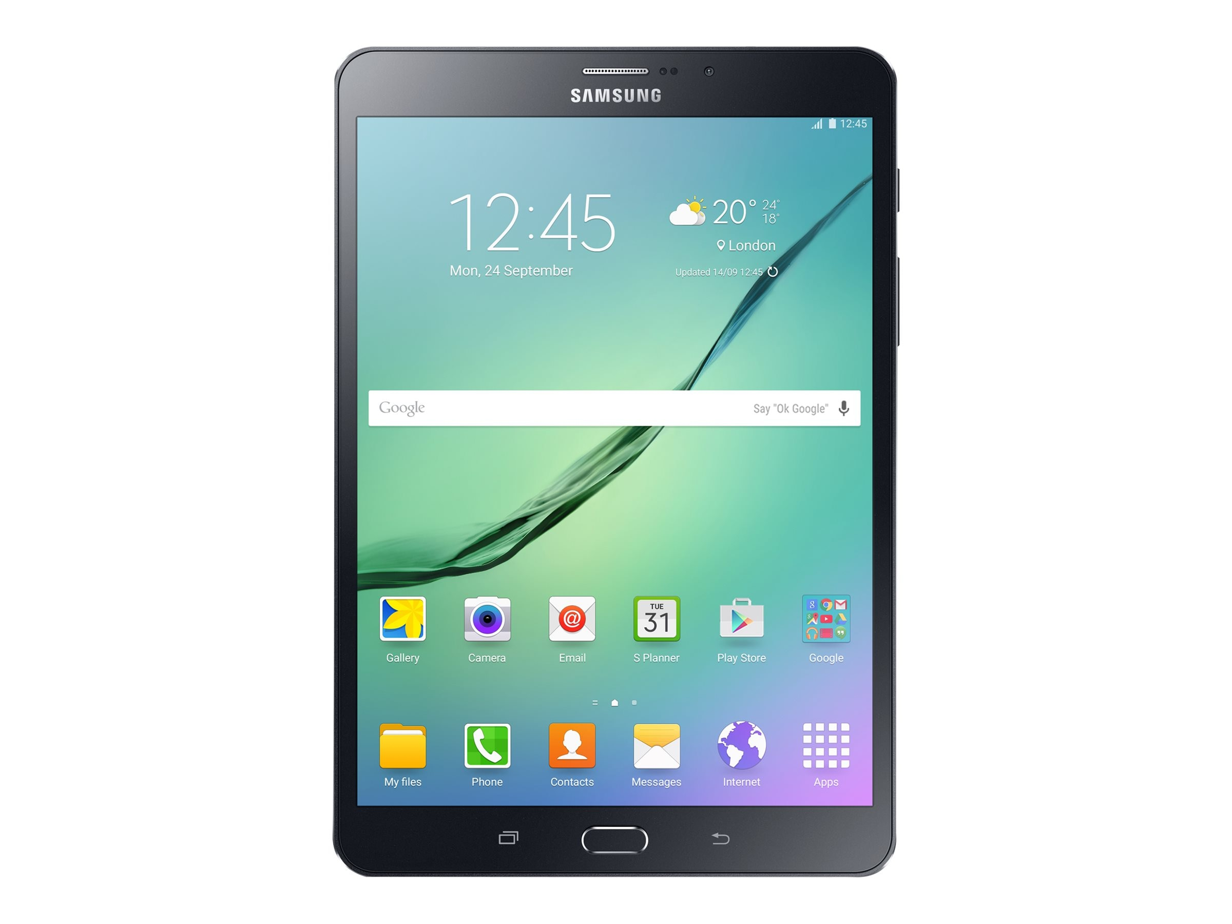 Samsung Galaxy Tab S2 32GB WiFi 8, Black, SM-T710NZKEXAR, 27719111, Tablets