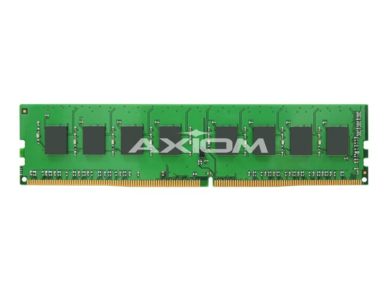 Axiom 8GB PC4-19200 288-pin DDR4 SDRAM UDIMM, TAA, AXG74796307/1