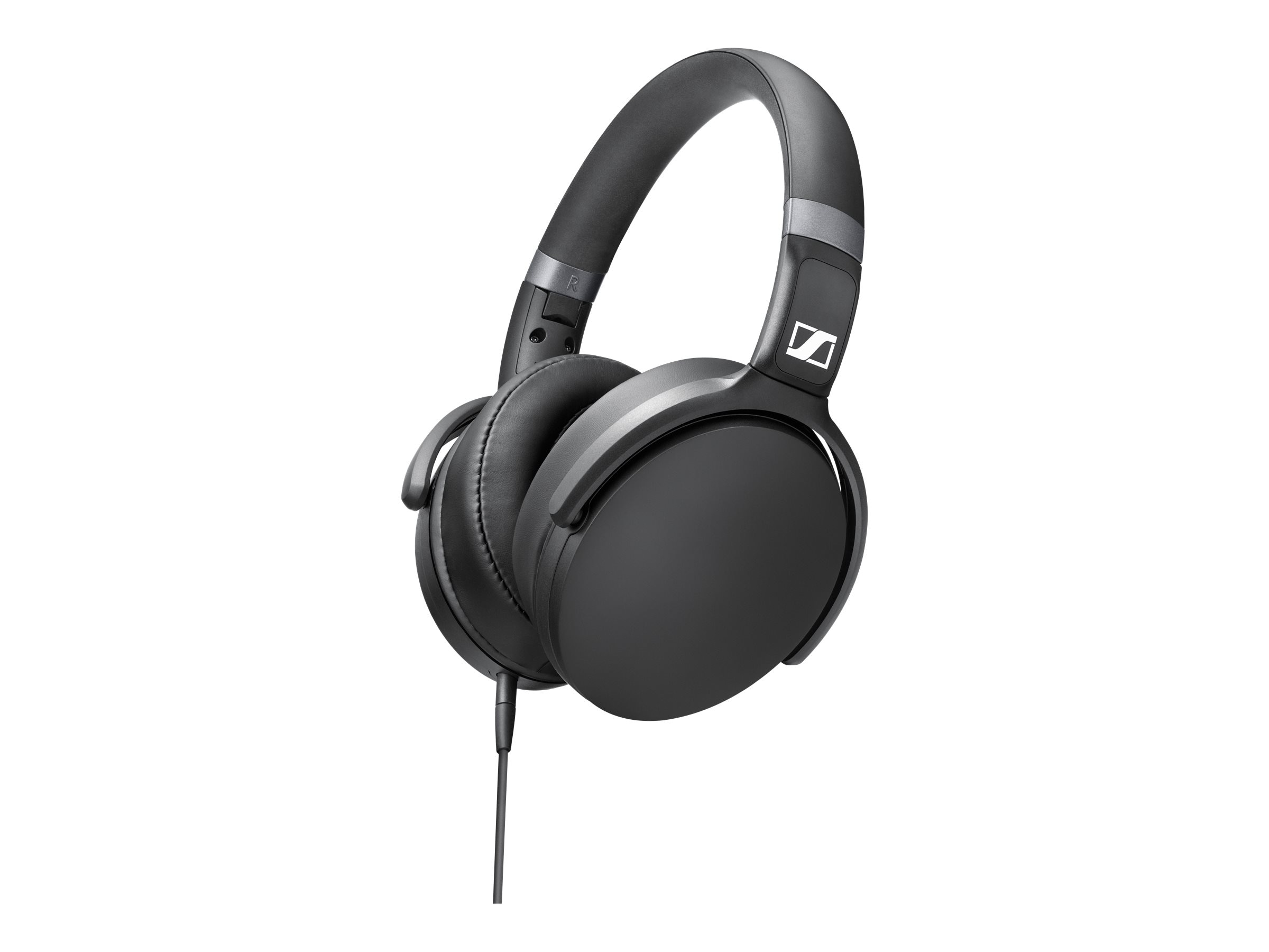 Sennheiser Closed Back On Ear Headphones - Black, HD 4.30G BLACK