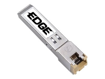 Edge SFP mini-GBIC 1000Base-T Transceiver for Brocade, E1MG-TX-EDGE, 31901071, Network Transceivers