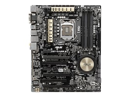 Asus Motherboard, Z97-A USB 3.1 ATX Z97 1150 Core i7 i5 i3 Family Max.32GB DDR3 4xSATA 5xPCIe GbE, Z97-A/USB 3.1, 18640567, Motherboards