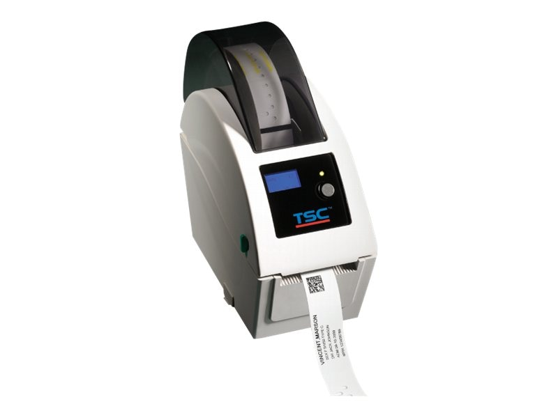 TSC TDP-225W Direct Thermal Wristband Printer, 99-039A002-44LF