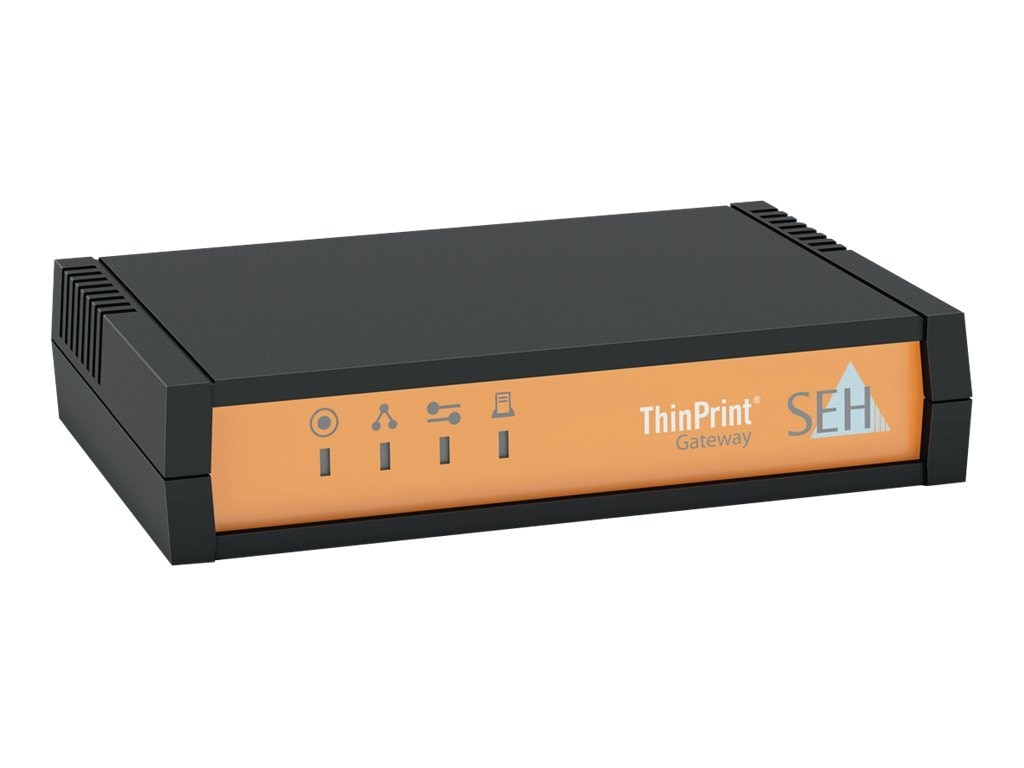 Seh TPG 25 ThinPrint Gateway 2, M03872, 25235463, Network Print Servers