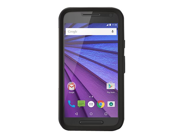 OtterBox Commuter for Motorola Moto G 3rd Gen, Black