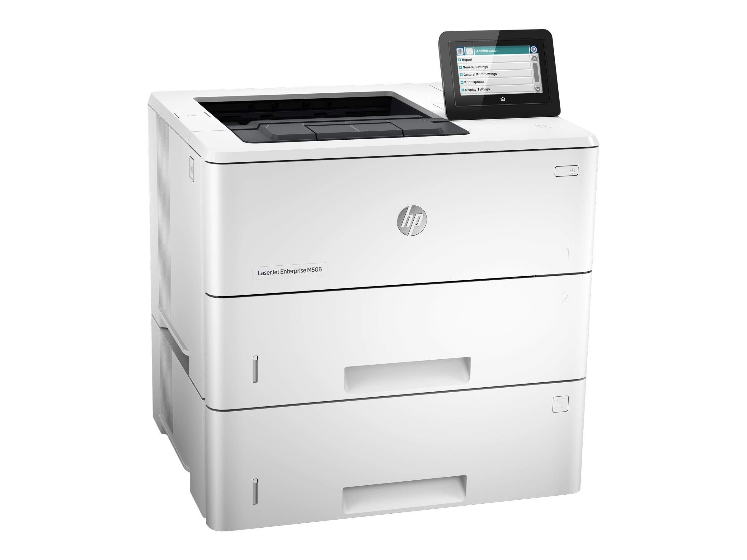 HP LaserJet Enterprise M506x Printer (VPA), F2A70A#BGJ