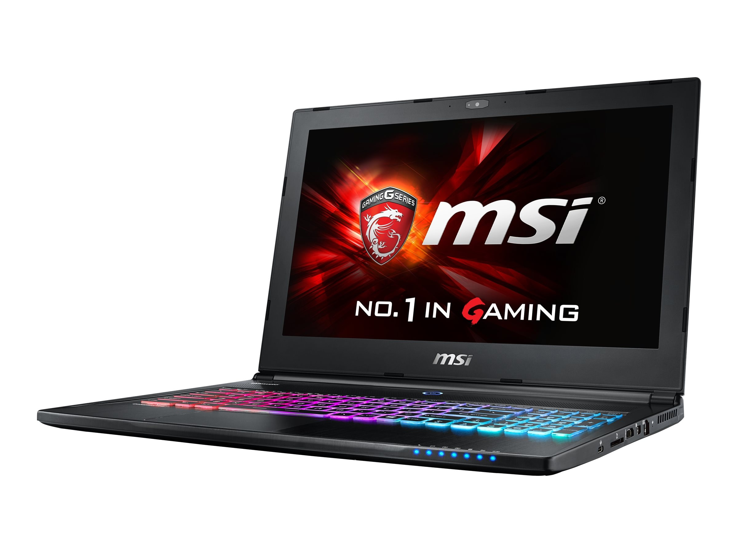 MSI GS60 Ghost Pro 4K-238 Core i7-6700HQ 2.6GHz 16GB 1TB+256GB SSD ac BT WC GTX 970M 15.6 4K W10, GS60 GHOST PRO 4K-238, 31391606, Notebooks