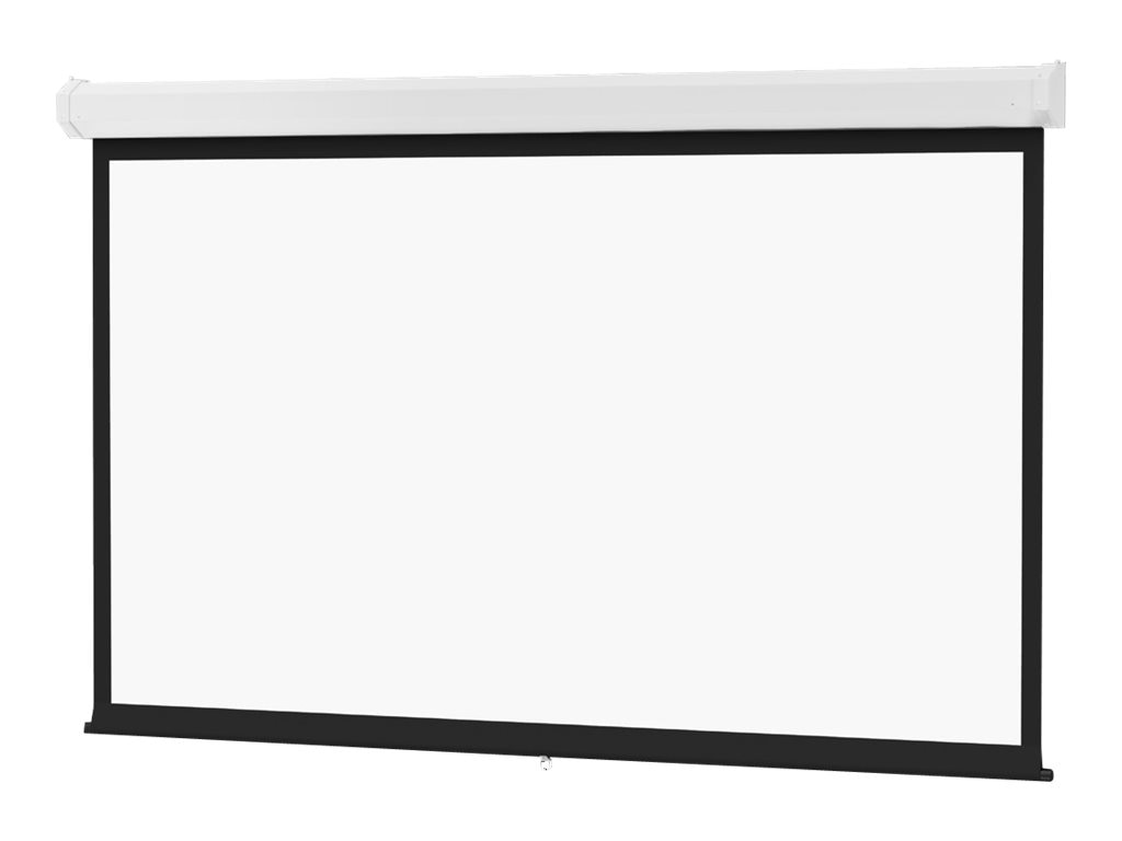 Da-Lite Model C with CSR Projection Screen, HC Matte White, 119