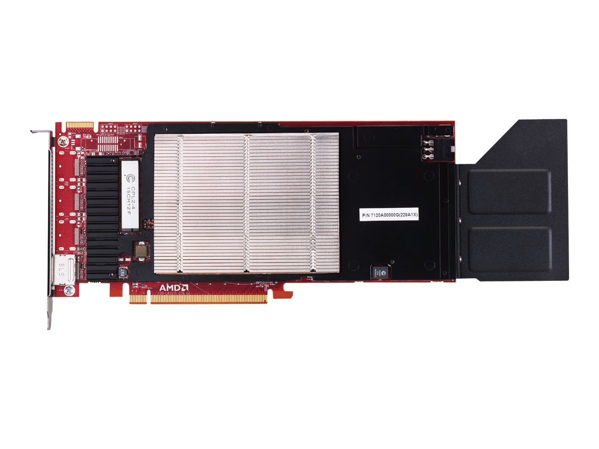 AMD Firepro S7000 PCIe 3.0 x16 Graphics Card, 4GB GDDR5