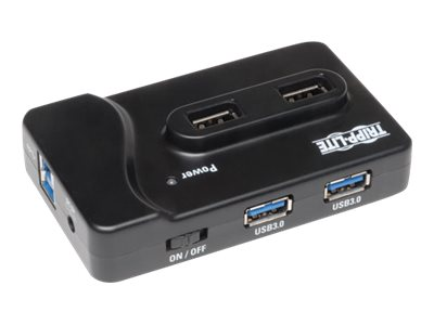 Tripp Lite Charging Hub (2) USB3.0 (4) USB 2.0 (1) iPad2 Charging Port, Instant Rebate - Save $3, U360-412