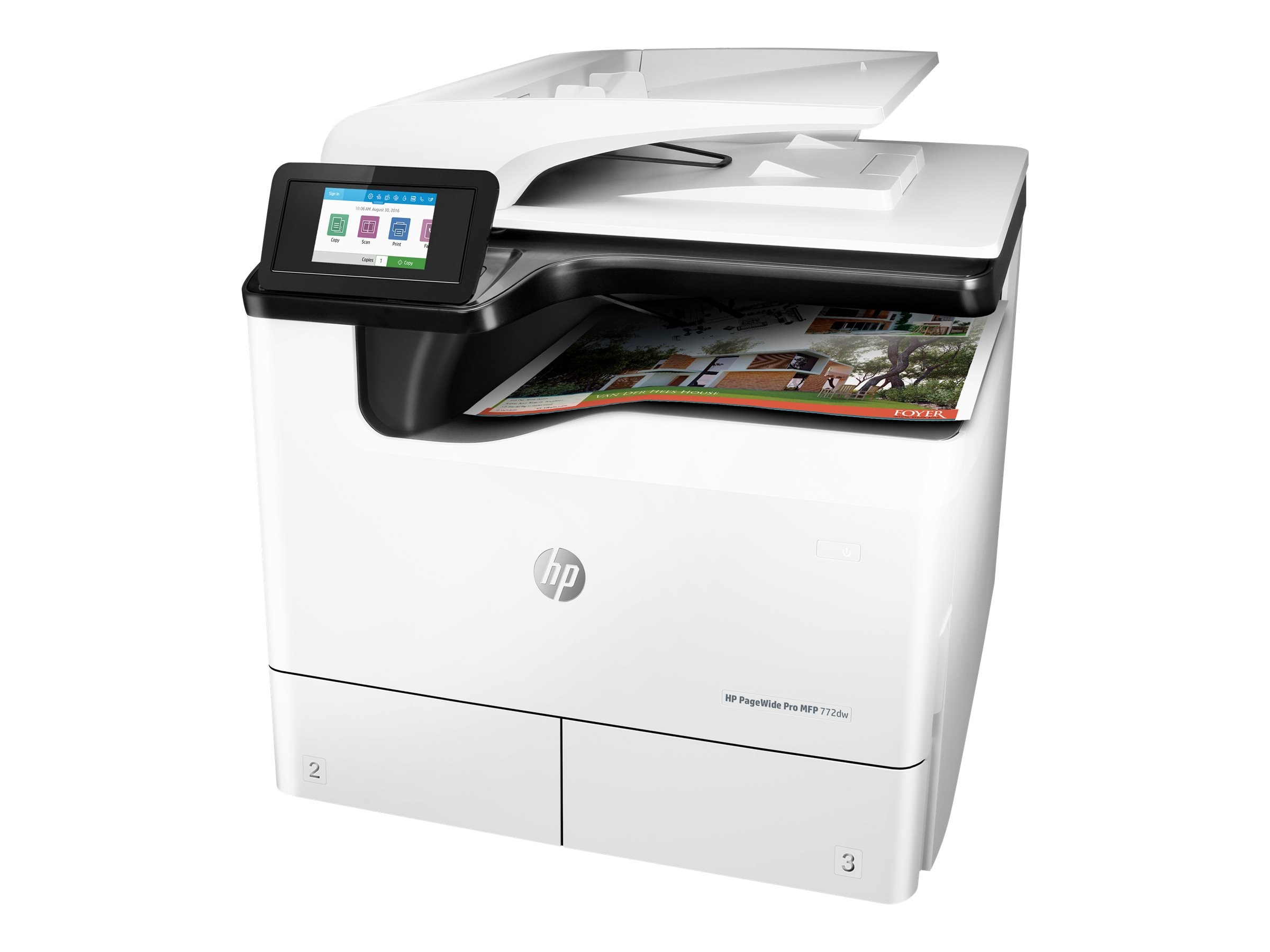HP PageWide Pro MFP 772dw
